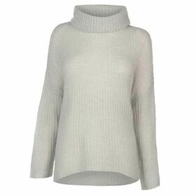 JDY Daisy Roll Neck Knitted Jumper
