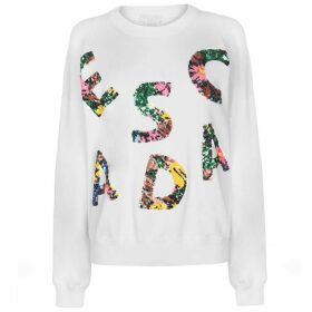Escada Slettere Sequinned Jumper