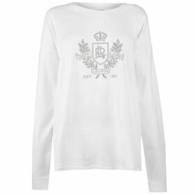 Lauren by Ralph Lauren Lauren Kirstin Long Sleeve Jumper Ladies