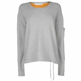 Oui Stripe Jumper Womens