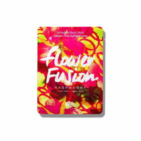 Origins Flower Fusion Raspberry Sheet Mask