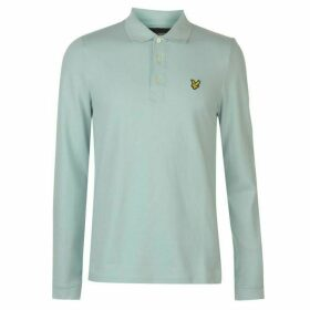 Lyle and Scott Long Sleeved Polo