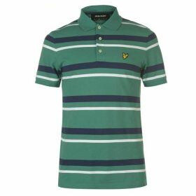 Lyle and Scott Stripe Polo