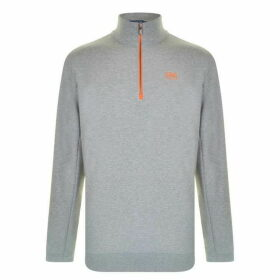 Hurlingham Polo 1875 Quarter Zip Sweat