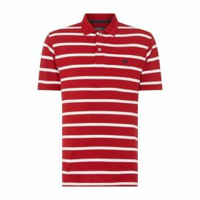 Raging Bull Breton Stripe Polo