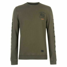 Firetrap Blackseal Dragon Sweatshirt