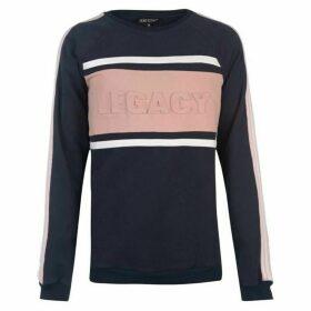 Dead Legacy Embossed Sweatshirt