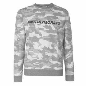Antony Morato Camo Sweatshirt