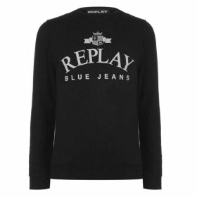 Replay Jeans Crew Sweatshirt