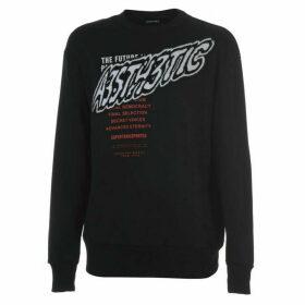 Diesel Jeans Aesthetic Crew Sweatshirt