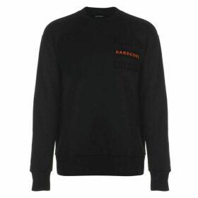 Diesel Jeans Hardcore Crew Sweatshirt