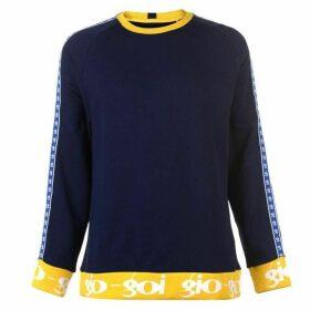 Gio Goi Contrast Sweatshirt