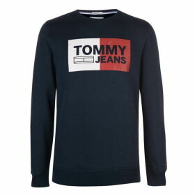 Tommy Jeans Essential Block Logo Sweatshirt