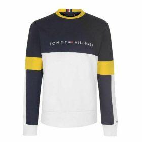 Tommy Hilfiger Stripe Sweatshirt