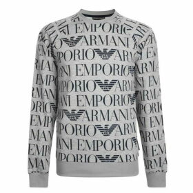 Emporio Armani Underwear Crew Neck Sweatshirt
