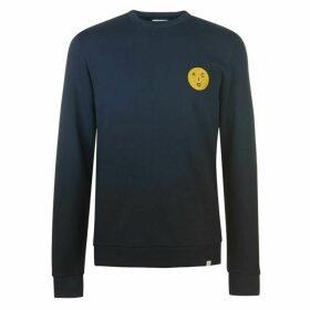 Farah Vintage Farah Garage Dip Dye Sweatshirt