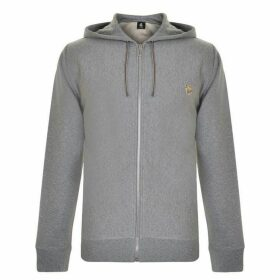 PS BY PAUL SMITH Logo Hooded Zip Sweatshirt