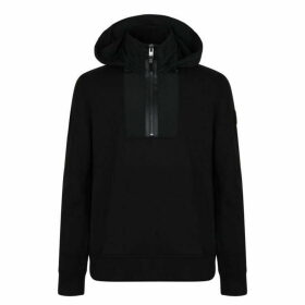 BOSS Zighter Zip Hooded Sweatshirt