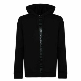 HUGO Zip Hooded Sweatshirt