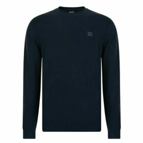 BOSS Kalassy Crew Knit Sweatshirt