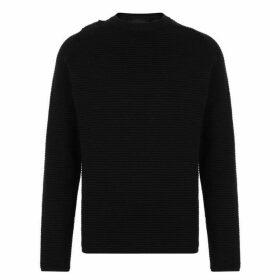 Ma Strum Knit Crew Sweatshirt