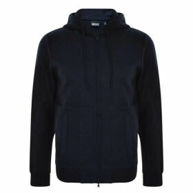 DKNY Hooded Zip Sweatshirt