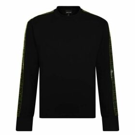 Just Cavalli Transparent Tape Sweatshirt