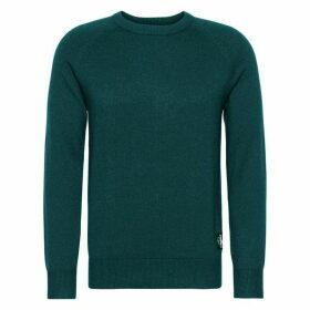Calvin Klein Jeans Wool Mono Sweatshirt