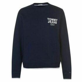 Tommy Jeans Graphic Crew Sweatshirt