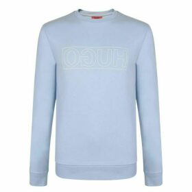 HUGO Dicago Crew Neck Sweatshirt