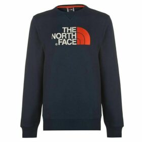 The North Face The Drew Crew Neck Sweatshirt Mens
