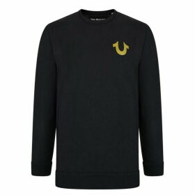 True Religion Crew Neck Sweatshirt