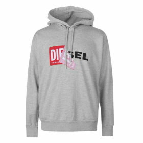 Diesel Jeans Logo Hooded Sweatshirt
