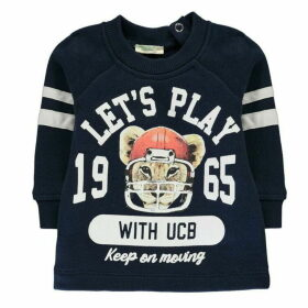 Benetton Lets Play T Shirt