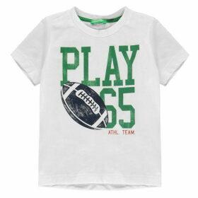 Benetton Play 65 T Shirt