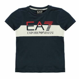 EA7 Col Visibility T Shirt
