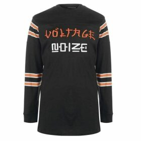 Diesel Jeans Long Sleeve 78 T Shirt