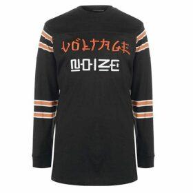 Diesel Jeans Long Sleeve 78 T Shirt