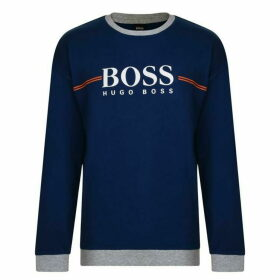 BOSS BODYWEAR Authetic Crew Neck T Shirt