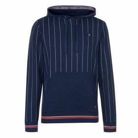 Jack and Jones Jack Original Pinstripe Hoody Mens