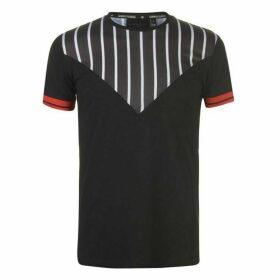 Criminal Damage Criminal Triangle T Shirt