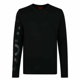 HUGO Demeos Long Sleeved T Shirt