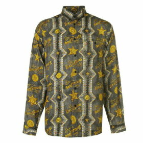 Versace Jeans Couture Versace All Over Print Shirt Mens