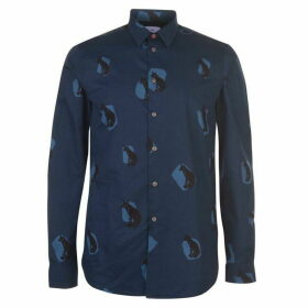 Paul Smith Tailoring PS by Paul Smith Large Fox Print Shirt Mens