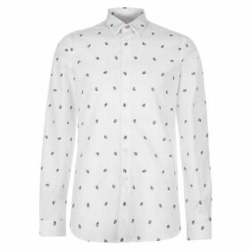 Paul Smith Tailoring PS High Five Print Shirt Mens