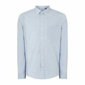 IZOD Dot Prnt Shirt Sn92