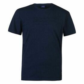 Champion Box Logo T Shirt