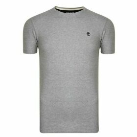 Timberland Fit Logo T Shirt