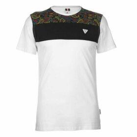 Soviet Panel Print T Shirt