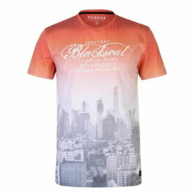 Firetrap Blackseal NYC T Shirt